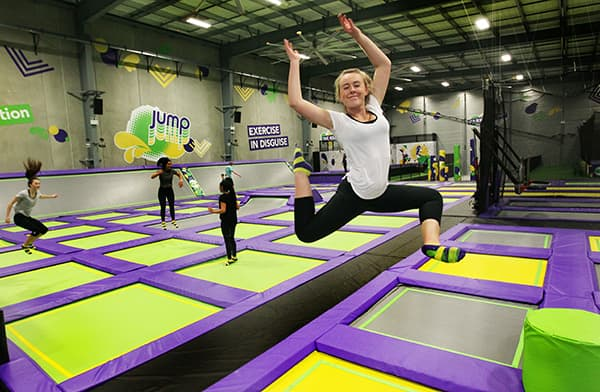 Main Court Avondale Jump | Trampoline Park | Indoor Kids Activities {keyword}